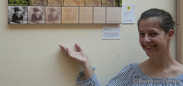 Die Ausstellung Insektenleben/sterben ist eröffnet
